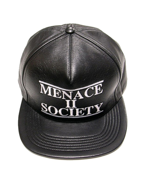 2014 SS 5Panel Snapback Menace II Society(블랙)