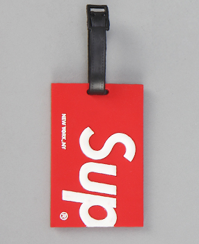 SUP 네임택 BAGGAGE NAME TAG